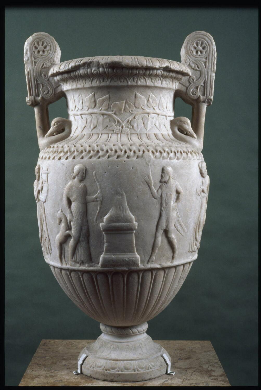 Sosibios vase, Louvre